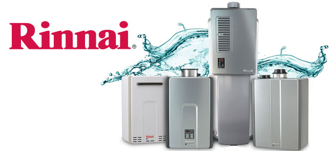 Rinnai products and services